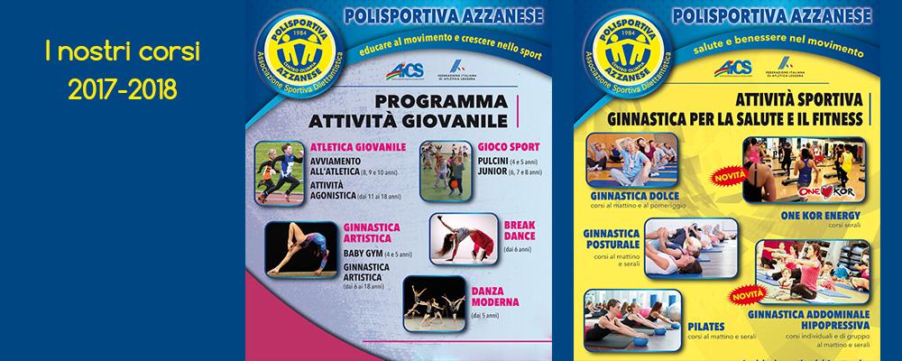 I Nostri Corsi 2017-2018